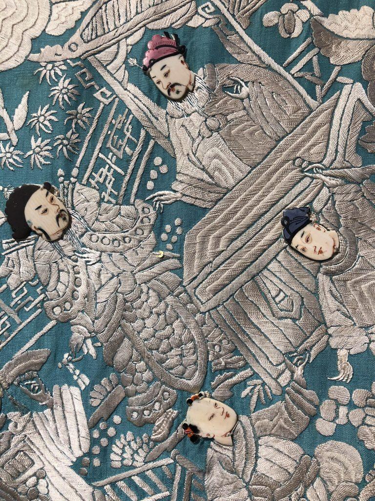 Lacis shawl